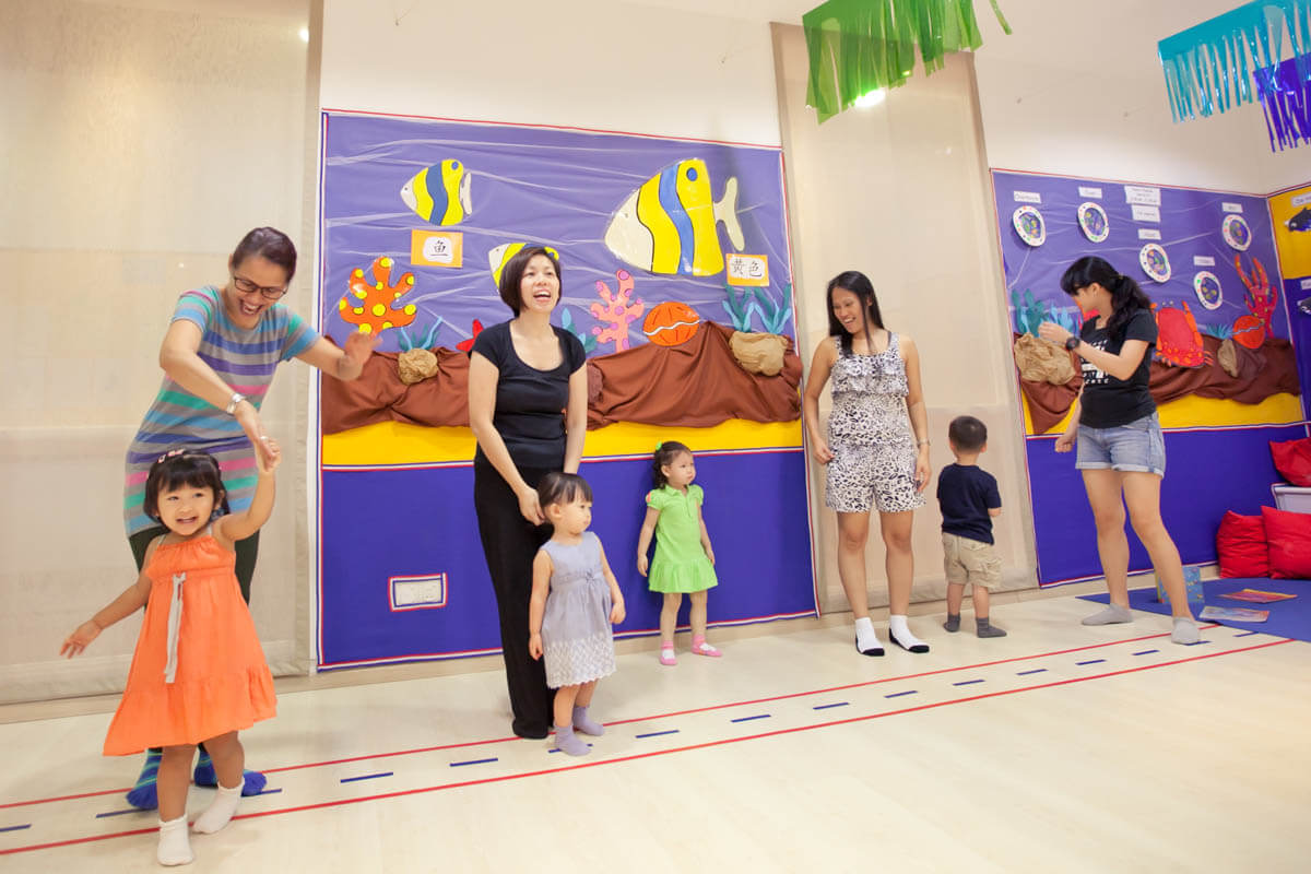 Bilingual PlayClub in CITTA