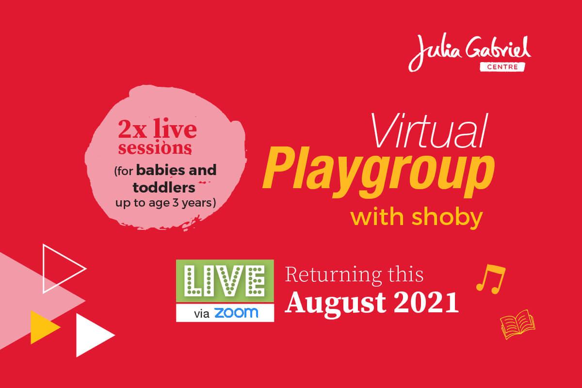 Virtual Playgroup poster - whatson - aug-01-01